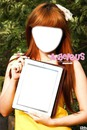 ANGEL CHIBI IPAD