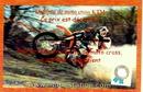 Cadre de moto cross