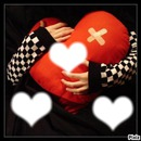 3 coeur i love you