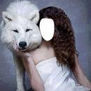 visage+loup