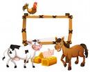 1 photo 4 animaux de la ferme