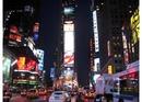 Panneau publicitere à NY ♥