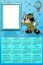 calendario de mickey 2014