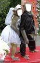 mariage singe