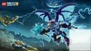 lego nexo knights bad grimrock