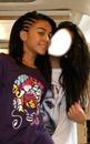 me & swag girl 01