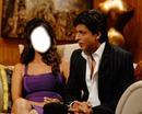 Shahrukh Khan and Gauri Khan.