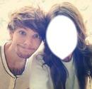 Foto con Louis para Directioners :)