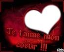 mon coeur je t'aime