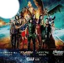 arrow et flash et supergirl la legende