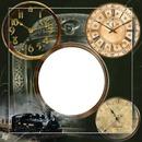 cadre horloge