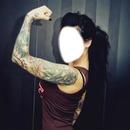 Fille tatoo5