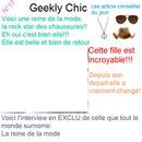 Geekly Chic N°17