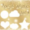 bonne année2014