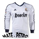 real madrid camisola