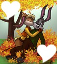 Lola Bunny end Bugs Bunny Love