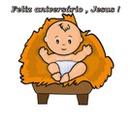 feliz aniversário Jesus