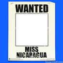 Wanted Miss Nicaragua