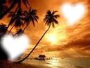 toi et moi au coucher du soleil
