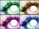 mais yeux