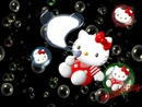 bubble kitty