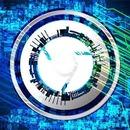 TELA - Futurística Azulada