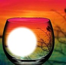 pretty wine glass