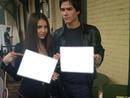 Nina Dobrev & Ian Somerhalder <3
