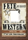 invitation western