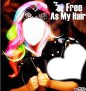 Lady Gaga Haire
