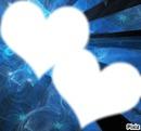 l'amour en bleu