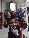 Vettel in the best