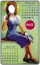 renewilly chica coca calendario