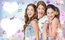 Francesca, Violetta, Camila