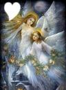 anges blanc