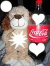 bekkie bear coca cola