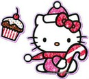 hello kitty la belle gosse