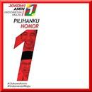 JOKOWI AMIN PILIHANKU NO 1
