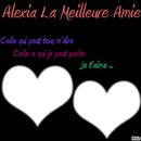 Alexia the best friend