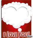 i love... you!