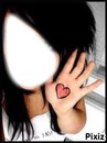 emo girl <3