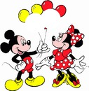 mickey et minnie 2