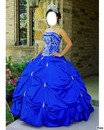 princesse bleu