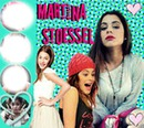 collage de martina stoessel