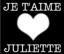 je t'aime juliette
