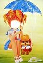 le petit parasol