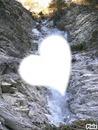 amoureux des cascades