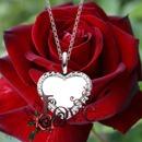 Cc Rosa roja Love