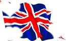 drapeau d'angletter