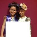 Maria Joaquina e Valeria